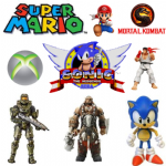 Video Gaming figures